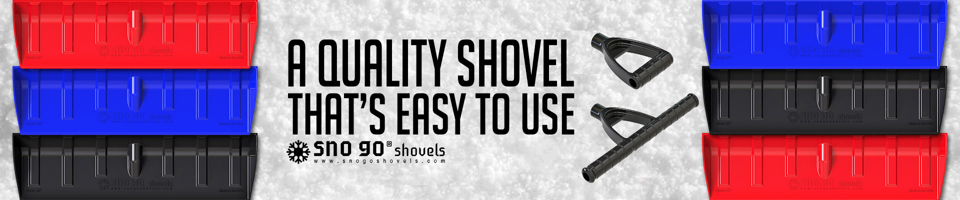 A Quality Shovel That's Easy To Use